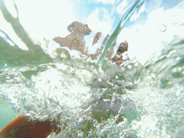 Underwaterphotography Amazing View Sea And Sky Deformation EyeEm Best Shots