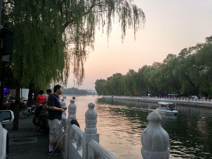 Charming place. Schahai, Peking, China. Water Traveling EyeEm Best Shots Travel Photography