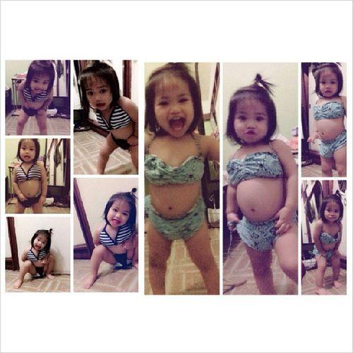 Okaaaay, This!! Hhahaha, Cutiepatoootie, Athena Zia Boado. I MISS YOU! MalandngBata Cutiepatootie Adorable