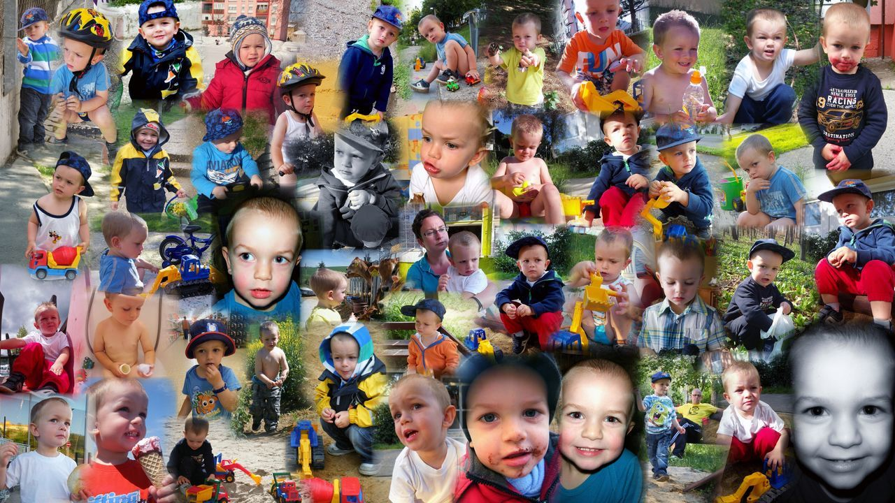 large group of people, looking at camera, childhood, portrait, girls, boys, child, elementary age, human body part, day, real people, happiness, togetherness, standing, smiling, multi colored, outdoors, cheerful, friendship, crowd, people, children only, close-up, young adult, adult