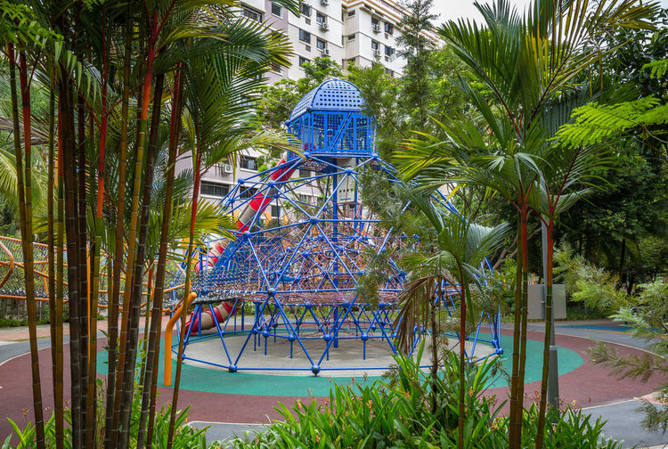 Here's some photos I took of two playgrounds in Circle Green Singapore back in Mar 2018. One is the largest I've actually seen in Woodlands/ Sembawang and the other is a pirate ship! Adventure Playground Public Park Built Structure Day Geometric Design Outdoor Play Equipment Outdoors Palm Tree Playground Public Residential Housing Tropical Climate