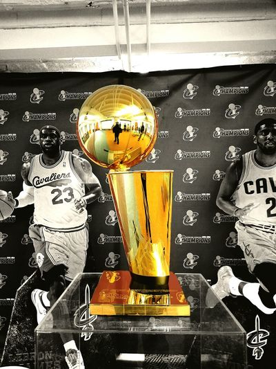 Nba2016 Champions Cleveland Cavaliers Fine Art Photography Taking Photos No People