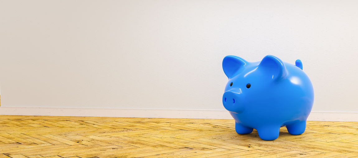 blue Piggy Bank, Savings, Currency. - copyspace for your individual text. Wood - Material Wood Wealth Wall - Building Feature Wall Still Life Single Object Single Security Secure Savings Save Safe Room Rich Representation Rate Profit Pink Piggybank Piggy Bank Piggy Pig Parquet Overweight No People Money Mammal Making Money Luxury Investment Invest Indoors  Individuality Idea House Building Growth Growing Fund Flooring Floor Financial Finance Economic Divorce Deposit Currency Copy Space Consumerism Construction Concept Coin Bank Coin Cash Care Business Blue Bigger Banking Bank Account Bank Animal Representation Account