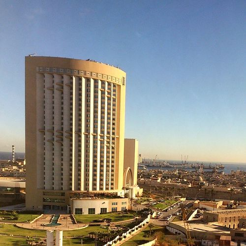 Corinthia Tripoli Hotil Libya كورنتيا اوتيل ليبيا طرابلس