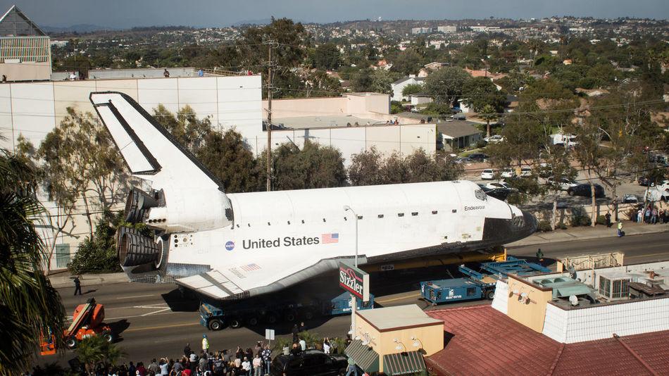 California California Science Center Endeavour Los Angeles, California Losangeles Outdoors Space Shuttle Space Shuttle Endeavour