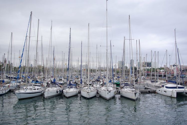 Sea port in Europe Life In Motion Sea Sea Port Yacht Yachting Yahtclub Sport Lifestyle Lifestyles Life