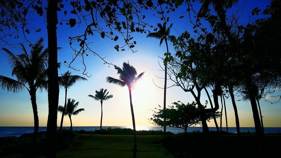 20 March 16 Sunset Koolina Oahu Hawaii Aloha