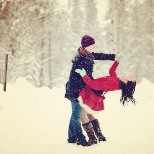 Dance In The Snow