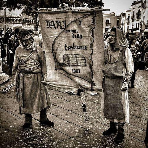 Bari SanNicola Festa Festapatronale Puglia Italia Italy Corteo