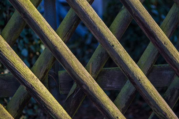 Wooden fence, Background Full Frame No People Close-up Day Wood - Material Focus On Foreground Backgrounds Metal Pattern Outdoors Nature Railing Barrier Connection Sunlight Boundary Built Structure Fence Textured  Water Wheel Spoke