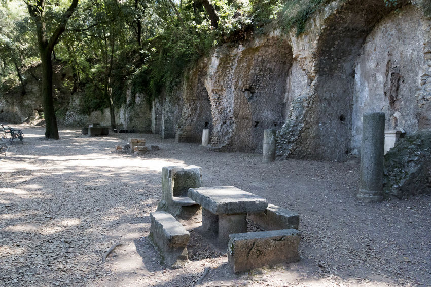 Villa gregoriana Ancient Tivoli Historical Park Roman Ruins, Villa Gregoriana Waterfall Waterfalls