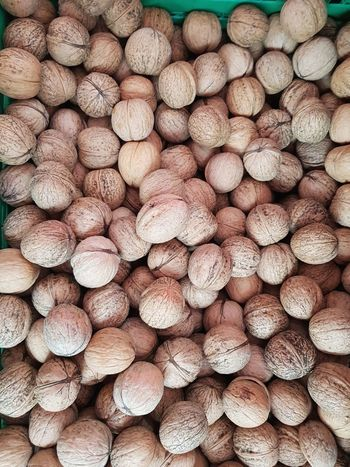 Delicious Backgrounds Full Frame Large Group Of Objects No People Close-up Winter Neatly Arranged Vegetarian Happiness The Week On EyeEm EyeEm Best Shots Market Stall Food Freshness Healthy Eating Food And Drink Kitchen Nuts Walnuts Oil Nutcracker Brown Abundance Stack Nature