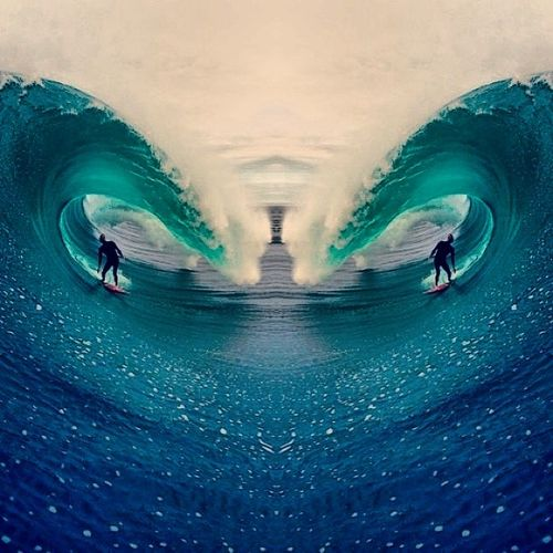 Trippy Wave 4thdimension tho