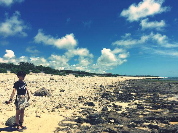 Dahea OKINAWA, JAPAN Ishigaki  Ishigaki Island Ishigakijima Okinawa Sea Seaside Sea View Sea And Sky