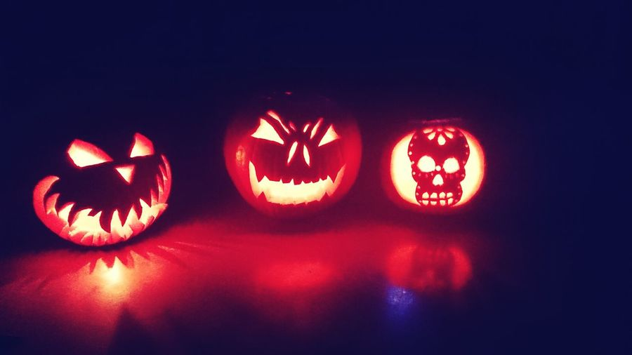Pumpkin Carving :)