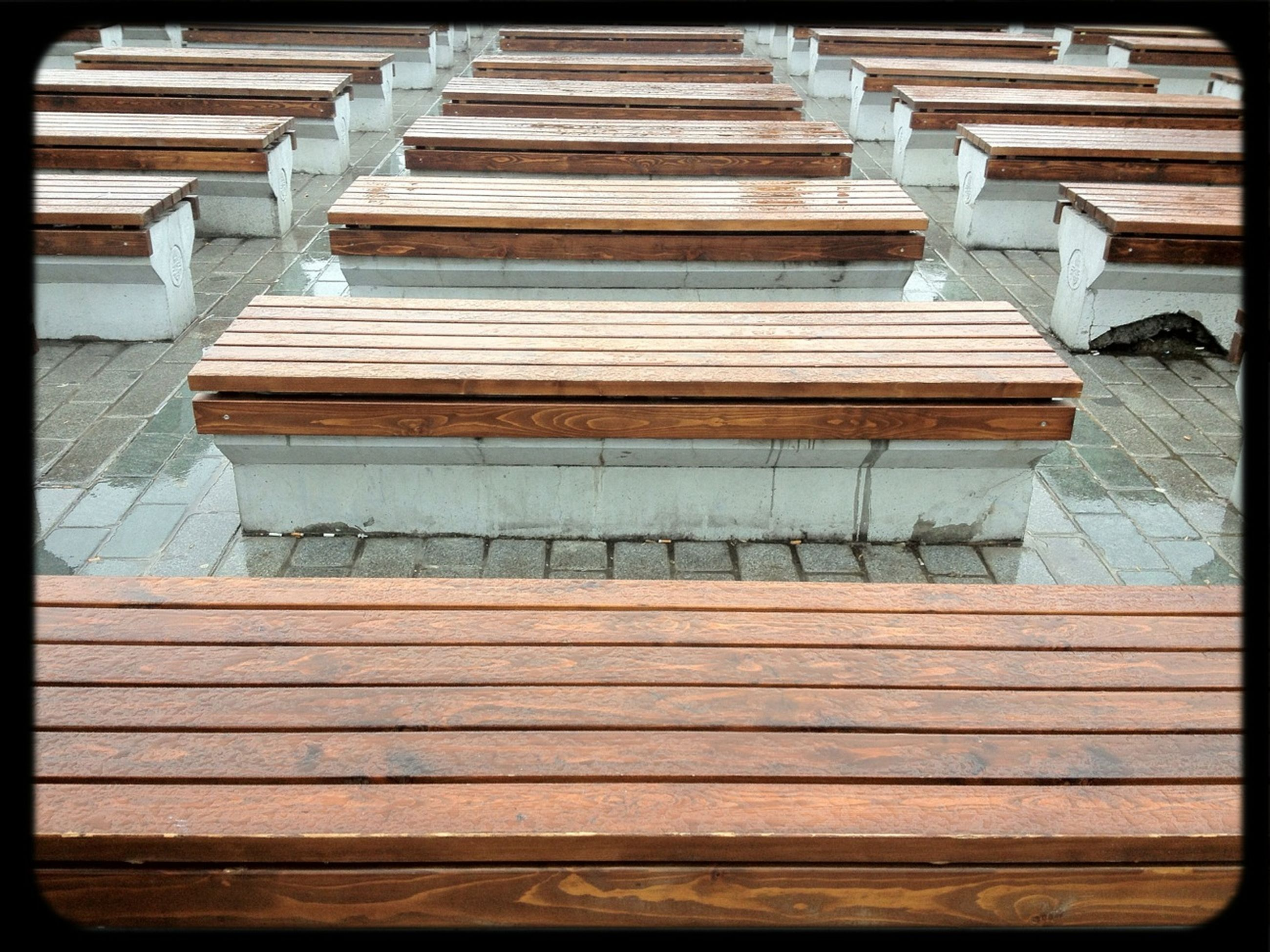 steps, wood - material, pattern, in a row, built structure, wooden, steps and staircases, repetition, architecture, building exterior, staircase, wood, auto post production filter, transfer print, no people, roof, day, sunlight, railing, close-up