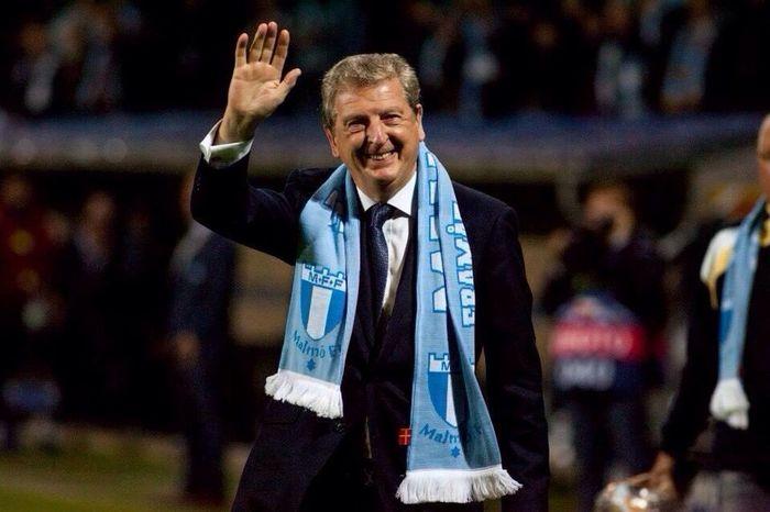 Malmö FF Roy Hodgson Di Blåe För Evigt En Av Oss