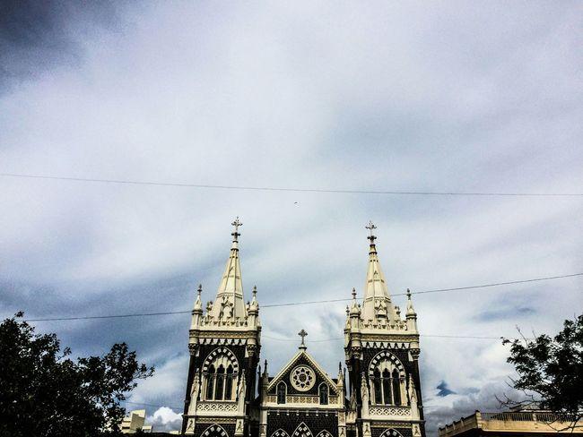 Amazing Architecture Mountmerry Mumbaimerijaan Church