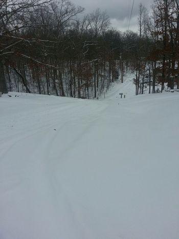 February2015 Snowpocalypse Snowmageddon Snow Our road