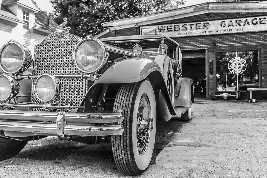 Family legacy Massachusetts Automobile Antique Car Packard Oldcars Old Car Junkie Autoportrait