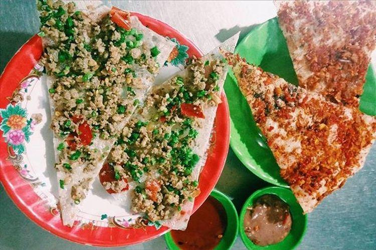 VSCO Vscocam Vscovietnam Foodporn Vietnamesefoods Streetfood Bánhtráng Bokho Pate