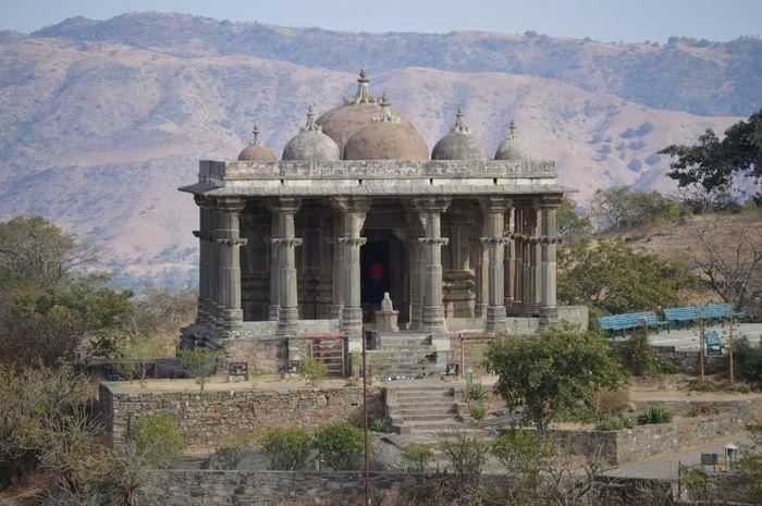 Ganesh temple at Khumbhalgarh Khumbhalgarh