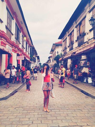 a stroll in history Cityscape Hello World Eyeem Philippines 7wonders EyeEm Best Edits Eye4photography  Discover Your City Streetphotography Streetphoto_color The Week On EyeEm Neighborhood Map
