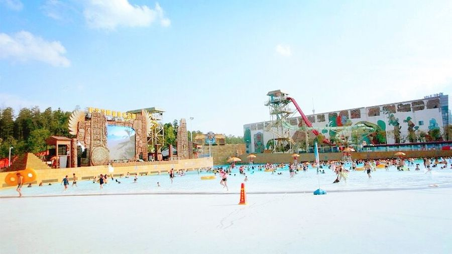 Holiday Memories Summer Time  Funny Water Park