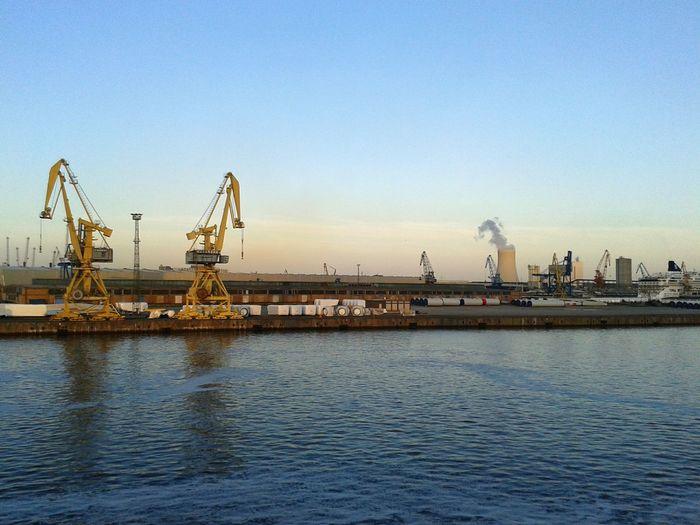 Rostock Dock