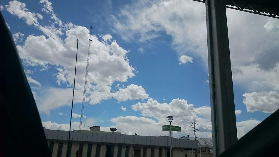 Día nublado