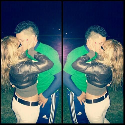 It's Amazing How You Knock Me Off My Feet, Every Time You Come Around Me, I Get Weak, Nobody Ever Made Me Feel This Way.. You Kiss My Lips & You Take My Breath Away <3