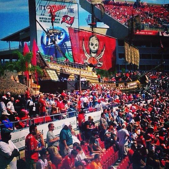 Raymond James Stadium Tampa Bay Buccaneers Philadelphia Eagles vs BUCS