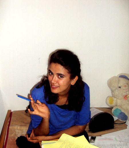 That's Me Study Time Hello World Smile :)