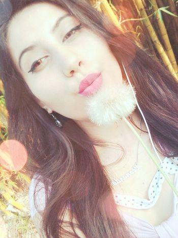 Cool Sweet Selfie Model Enjoying Life Beautiful Girl Style Cheese! Hello Word Photography