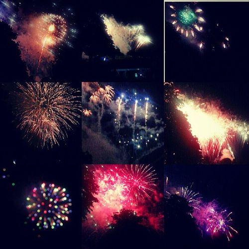 Canada Day fireworks!!! VictoriaPark CanadaDayWeekend