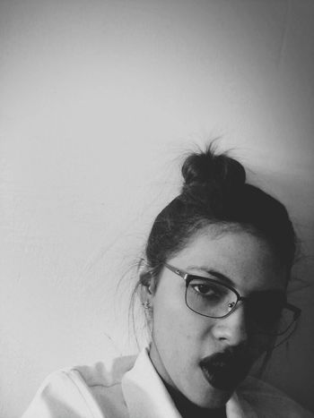 Four eyed bunner. SchoolGirl Eyeglasses  That's Me Escaping From The Heat