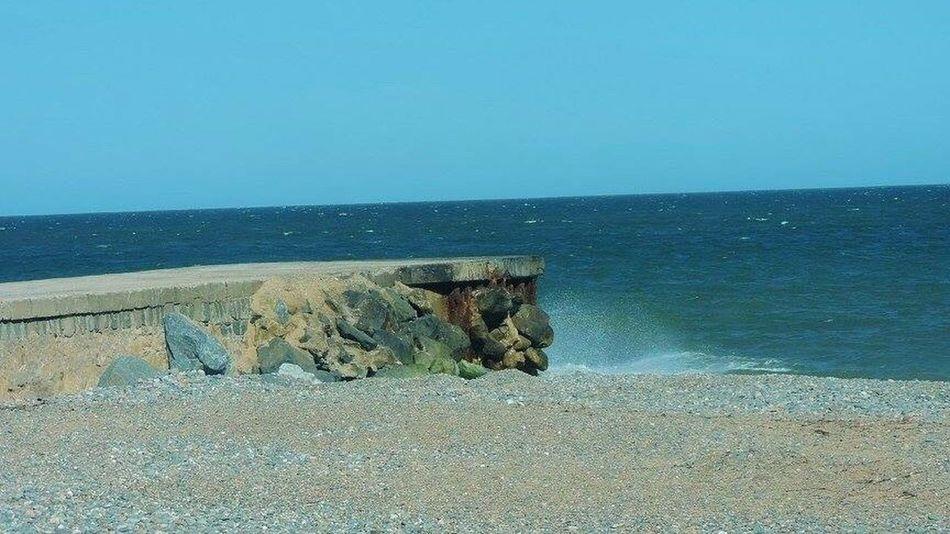 Sea Beach Rock - Object Water Clear Sky Outdoors