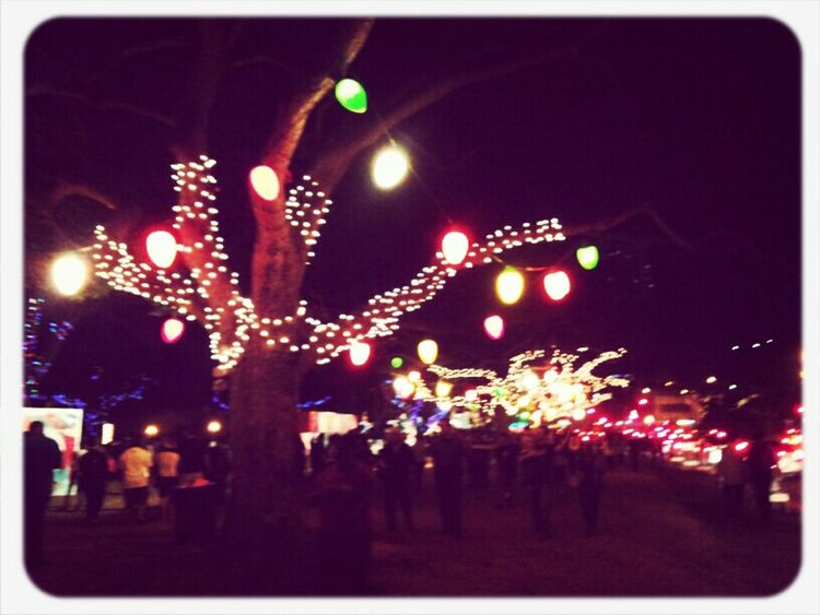 Honolulu City Lights look so magical ^_________^