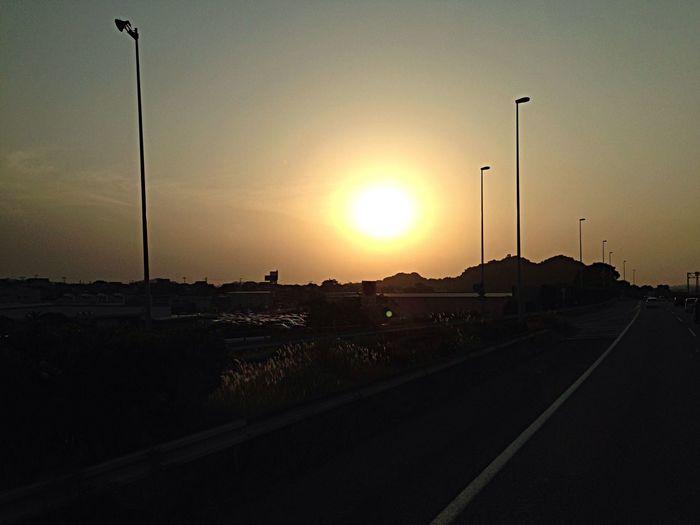 EyeEm Sunset Hiway Hanging Out