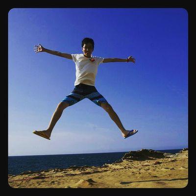 Jump Yeah Yea AAA Summer Bluesky Taiwan