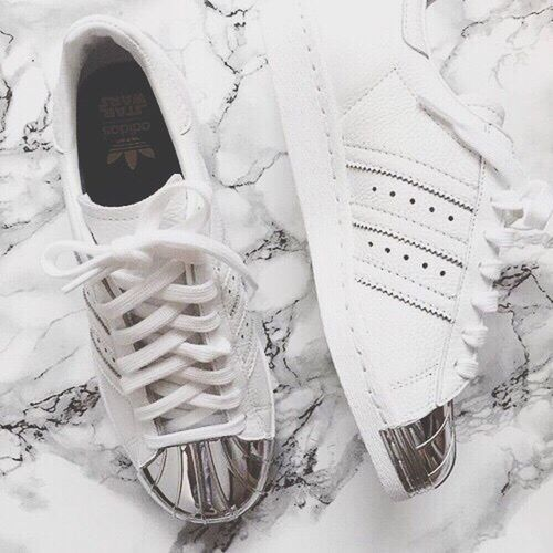 My new shoes Adidas Superstar Shoes First Eyeem Photo White