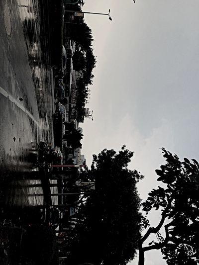 Rain Fuck You Rain! Back To School Goodbye Hometown