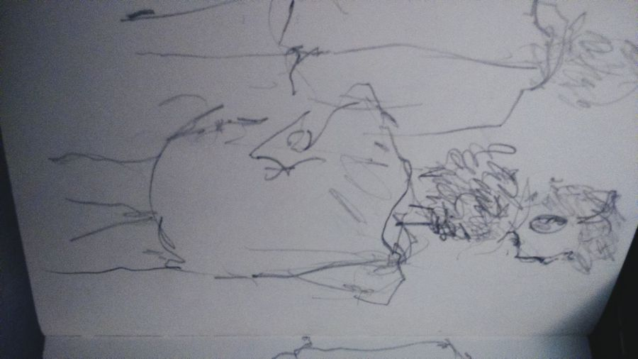 Sketch from sketch book Drawings Blackandwhite ArtWork Day Out