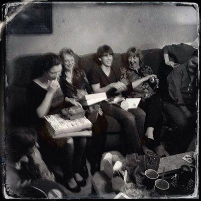 present exchange #christmas #cousins #teens Christmas Cousins  Teens