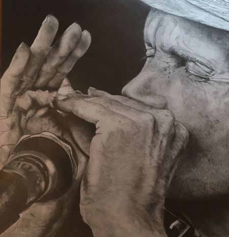 Human Hand Human Representation One Person Pencil Artist Pencil Drawing Art, Drawing, Creativity Pencil And Paper Light And Shadow Artist Drawing Art Art And Craft Real People Pensil Draw
