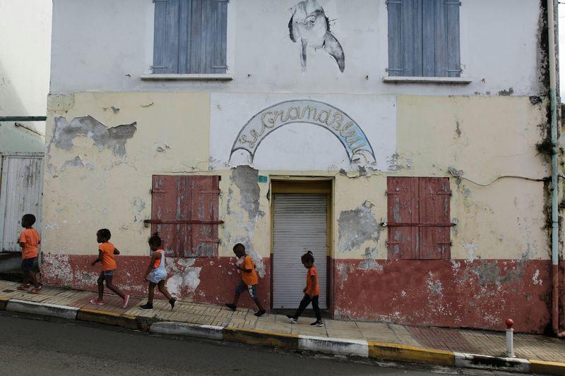Live For The Story Martinique Children Tourism No Edit/no Filter Children Photography EyeEm Best Shots School Uniform Real People Lifestyles School Way