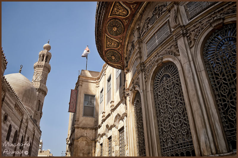 Egypt Cairo Al-Mu'izz Li-Din Allah St my fist try with my gear it was a awesome day :)