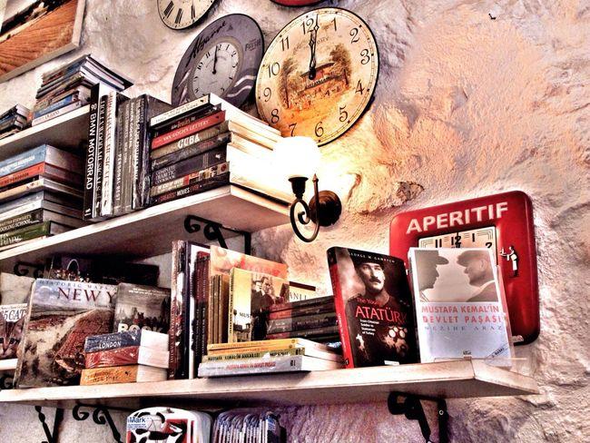 Bazı kitaplıklar... Mini Library Books