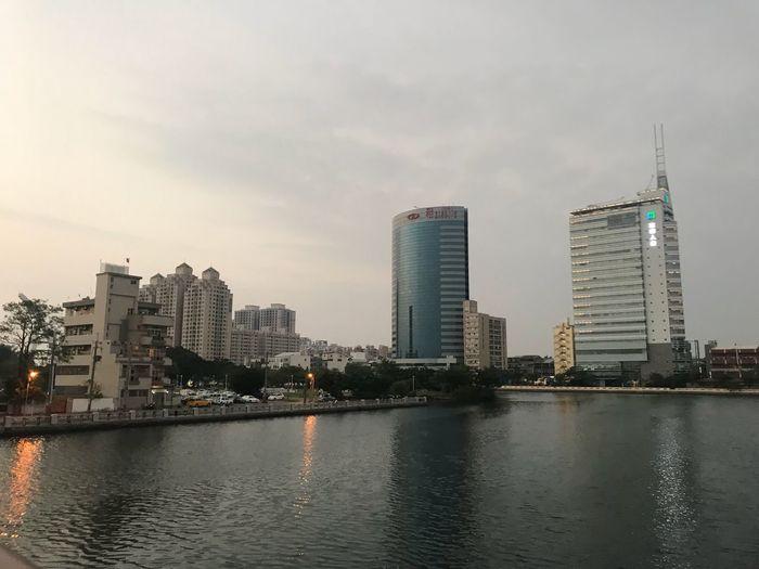 Tainan, Taiwan Tainan River Tainan