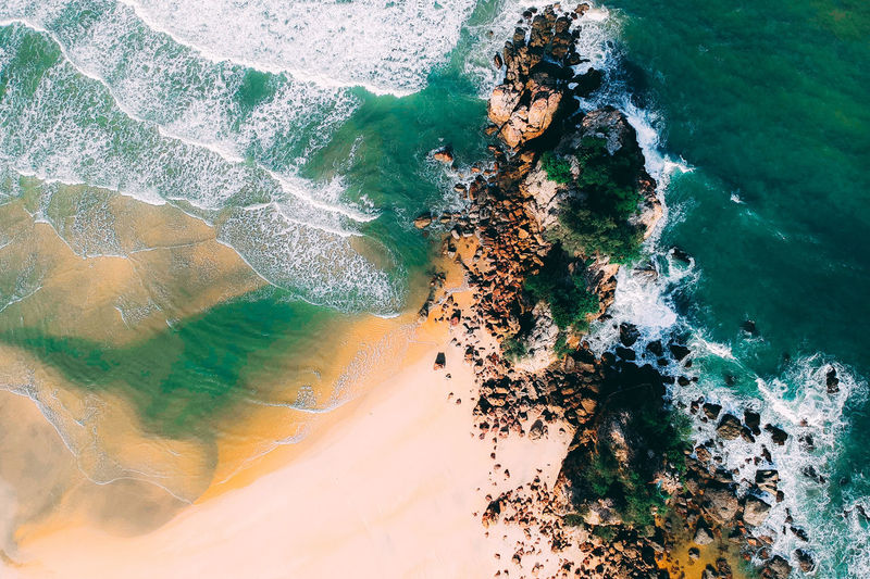 Water Backgrounds Aerial View High Angle View Close-up Rushing Satellite View Ocean Boat Wave Abstract Backgrounds Planet Earth Horizon Over Water